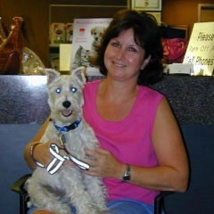 08 Aug 16 2009 Gigi Caudle and Snoopy 2 mod