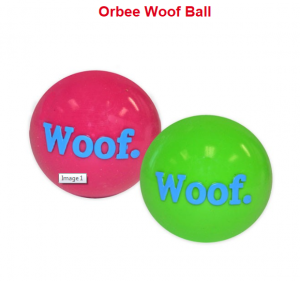 Orbee Woof Ball